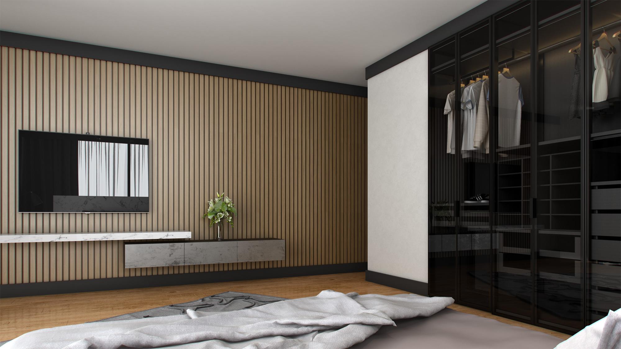 Katalog Çalışması - Otel Odası