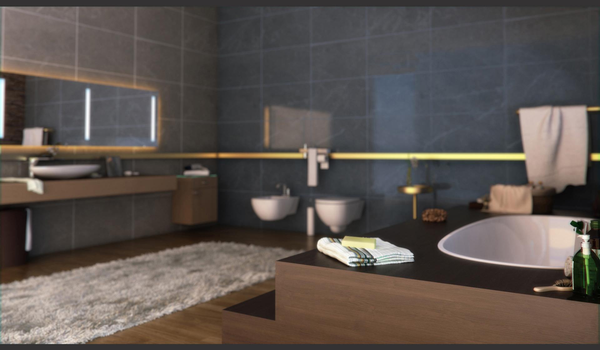 Yatak Odası Projesi Zekeriyaköy